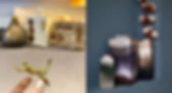 優雅獵豹、溫暖小屋、衝突異材質⋯,第六屆米米桑聯展,台灣21位職人手做陶藝台北松菸展出