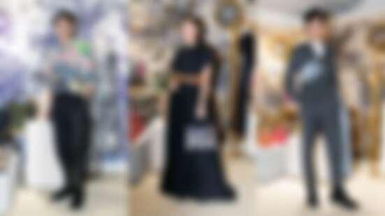 賈靜雯、孟耿如、林哲熹、范少勳…齊聚一堂欣賞Dior 2020早春度假系列