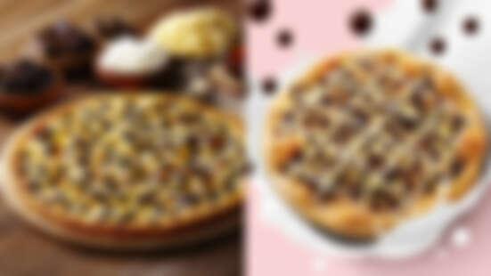 必勝客、達美樂同步祭出「黑糖珍珠比薩」!這一波新口味太狂,珍奶控敢挑戰嗎?