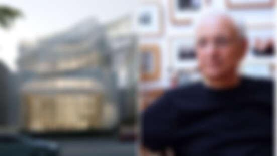 以韓國傳統舞蹈之名!建築設計鬼才Frank Gehry打造首座路易威登首爾旗艦店