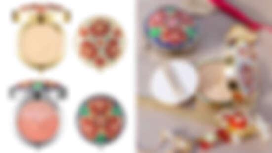 【2019聖誕彩妝】雪花秀推出韓國故宮級「花釉香粧盒、花釉彩妍盒」,完全是宮中娘娘的粉盒!