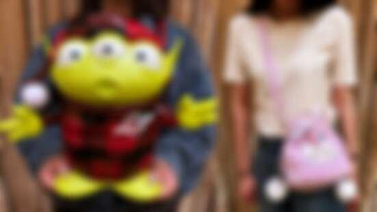 【2019香港迪士尼樂園】聖誕節推超可愛「睡衣三眼怪爆米花桶」!史黛拉兔側背包剁手也要買
