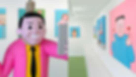 西班牙黑色幽默怪才畫家 Joan Cornellà再度登台開展!超紅「自拍」系列雕塑、全新惡趣味作品一次曝光