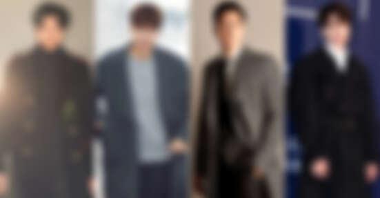 超想躲進歐巴的大衣裡!孔劉、李敏鎬、李棟旭、蘇志燮,誰是你冬天的暖爐呢?