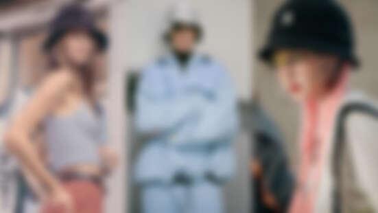 反轉「鐘形帽」的典雅印象!可不羈、可優雅的 4 種形象,一戴下去就愛不釋手!