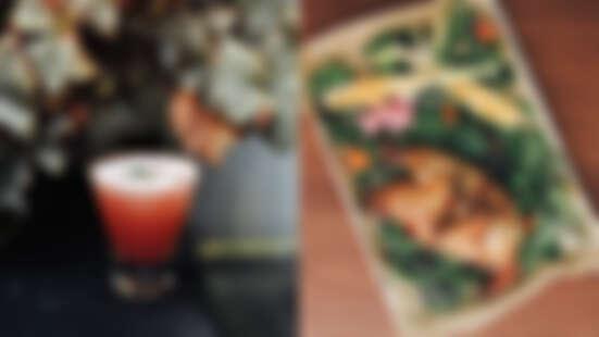 到全台最美老宅茶屋「貳房苑」喝台灣茶、吃水果塔和馬告雞腿排!