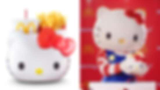 KITTY迷們預備備!麥當勞推「Hello Kitty萬用置物籃」可愛兼具實用超欠收藏