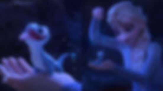 《冰雪奇緣2》呆萌程度不輸雪寶啊!新角色火精靈蠑螈布魯尼Bruni可愛登場,好想捧在手心養一隻