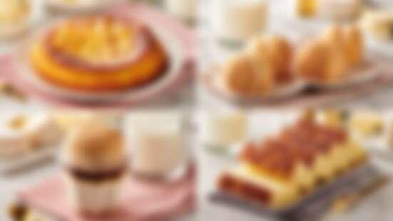 全聯We Sweet第二波起司系列甜點登場!乳酪空氣蛋糕、紐奧良芝士燒......4款加碼新品11/22開賣