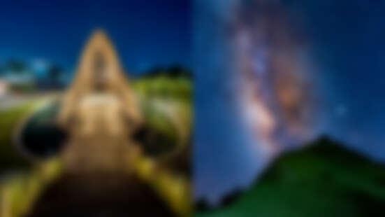 台灣最美「光」景在這裡!高美館、花博竹跡館、合歡山暗空公園獲得2019光環境獎肯定