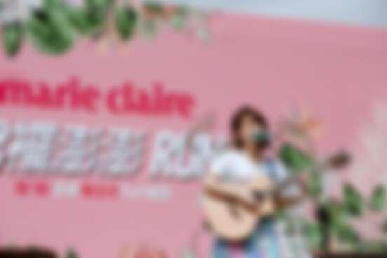 2019 PINK RUN 眾星齊聚—「嚴正嵐」清新甜嗓獻唱 真誠傳遞粉紅力量