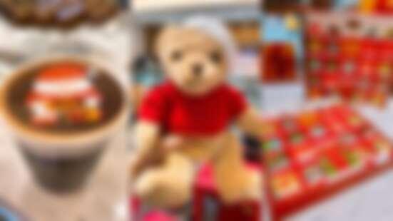 GODIVA 2019聖誕限定系列太可愛!毛絨絨聖誕小熊、倒數日曆巧克力禮盒......10大必買推薦