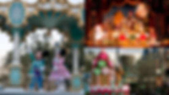 【東京迪士尼】2019白色聖誕、2020跨年新春夢想實現特輯|海陸限定活動、敲鐘煙火遊行、達菲限量商品,跨年護照無限暢遊指南