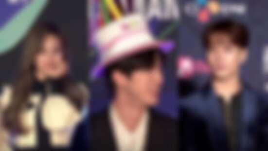 2019MAMA韓流音樂盛事來了!BTS防彈少年團Jin俏皮戴生日帽,TWICE子瑜、GOT7王嘉爾等紅毯比帥比美
