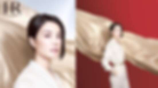 HR赫蓮娜公布全球第一位代言人,永遠的天后王菲50歲美麗登場!