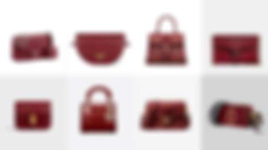 秋冬必備酒紅、楓紅色包包!盤點超過10款精品品牌絕美手袋,讓你心醉荷包碎