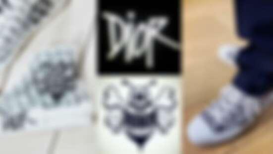 睽違23年後華麗回歸!Kim Jones攜手與Shawn Stüssy合作,將街頭潮流文化大大翻玩在Dior Men 2020早秋系列!