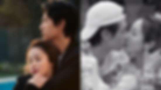 蕭亞軒合體男友Justin黃皓拍《當你和心跳一起出現》MV!甜蜜親吻、擁抱大放閃