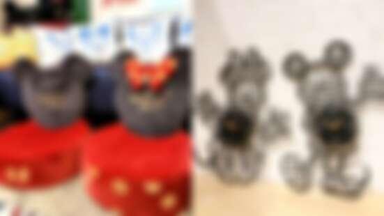 米奇米妮陪你過新年!HOLA X迪士尼推18項「大人系」居家用品,懶骨頭、幾何黑白壁鐘超該買