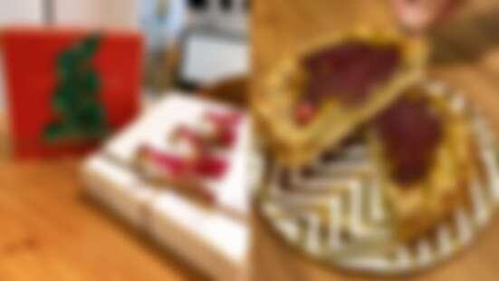 好吃到被吳奇隆、余文樂選為彌月禮盒!「PIETY派。對」推紅酒洋梨甜派、海瓜子鹹派,每一口都驚艷