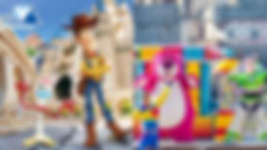 【2020東京迪士尼】「皮克斯遊行」登場!胡迪、熊抱哥、叉奇全都來了,逼人立刻刷機票~