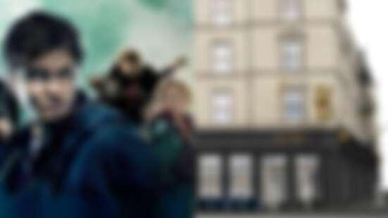 《哈利波特》全球第一家官方旗艦店降臨紐約!販售巫師長袍、專屬魔仗......2020年夏天開幕