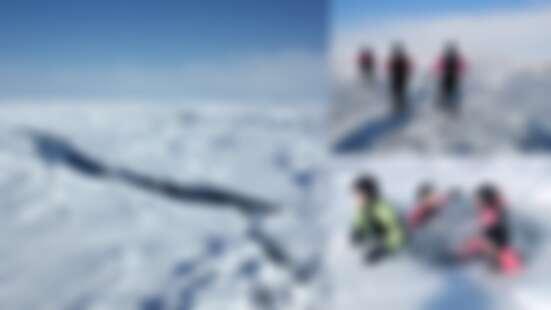 【MiKU玩日本】冬天到北海道不只能搭破冰船,到網走挑戰「漫步在流冰上」,還能泡流冰浴!