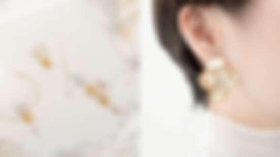 飾品質感再升級!參樓研製所推出全新金穗鑽系列,不只美還很仙