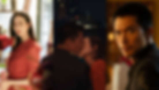 《唐人街探案》邱澤、張鈞甯兩人螢幕首吻!偵探林默與花店女老闆淪亡命鴛鴦,曖昧互動充滿粉紅泡泡