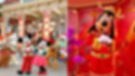 【2020香港迪士尼】12年一度的「米奇年」到來!6大新春驚喜:繽紛光雕秀、財神高飛拜年,可愛到失心瘋