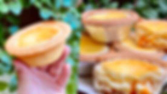 真的會爆漿!好市多必吃美食「黃金流沙乳酪塔」鹹蛋黃流沙搭配3種吃法超滿足