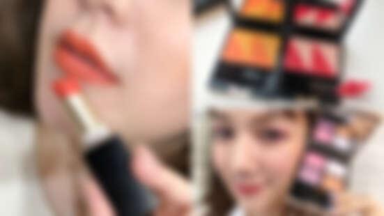 【2020春妝】化出日雜風的透明感,靠SUQQU、Lunasol、LAURA MERCIER 變身精緻女孩