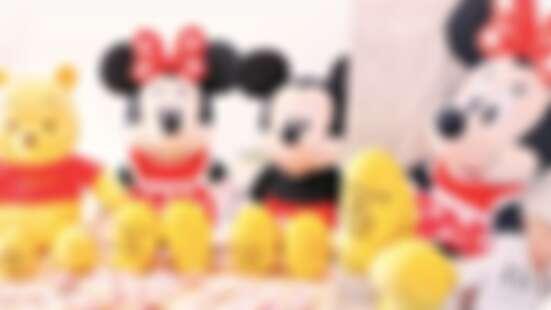 獨一無二!迪士尼首推「刺繡重量娃娃」客製化新生兒的體重、生日,讓小熊維尼、米奇米妮陪伴長大