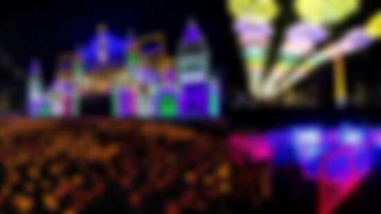 「2020桃園燈會」美呆了!全台最大光雕秀、光之迷宮、城堡玫瑰花海等破40組花燈,絕對要衝一波