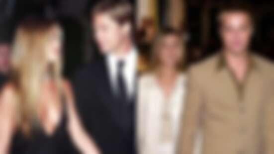 從前,有對好萊塢金童玉女—布萊德彼特和珍妮佛·安妮斯頓的昔日造型裝扮解析!