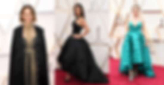 2020奧斯卡紅毯|娜塔莉波曼DIOR斗篷繡女導演名字挺女權、潘尼洛普穿25年前香奈兒古董禮服登場