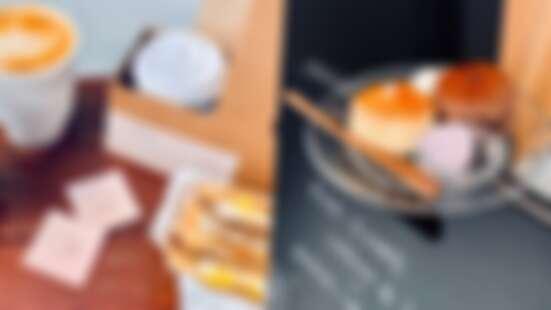 【新竹咖啡廳】爆漿抹茶芋頭司康、韓系咖啡廳、新竹早午餐大公開,絕對讓人美照拍不完