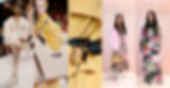 2020秋冬米蘭時裝週|木村光希、韓藝瑟花花裝挺FENDI!「觸控筆」變腰帶,還能真的寫,3C控打包裝進皮革大紙袋剛剛好~