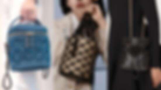 2020春夏最可愛的「水桶包」總盤點!香奈兒丹寧好俏皮、VALENTINO鉚釘適合酷女孩、MIU MIU藤編款野餐必備