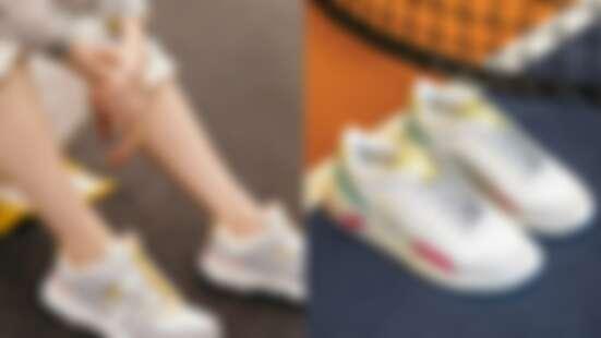 通勤族天天穿的球鞋該換季囉!春夏「蠟筆色球鞋」正夯,灰階粉紅是大勢
