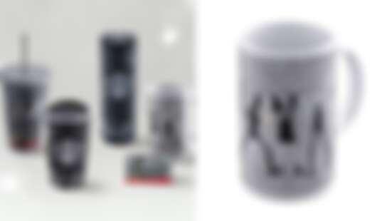 星巴克首度聯名婚紗女王Vera Wang!推出9款聯名商品,黑白色系杯款質感升級