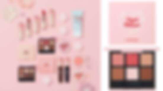 ETUDE HOUSE 2020櫻花限定「微熱櫻花眼影盤」又一盤絕美眼影,還有櫻花棉花糖美妝蛋萌度破表