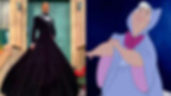 同志男星比利波特出演《灰姑娘》真人版電影神仙教母:「魔法是沒有性別之分的!」