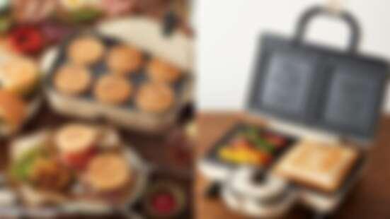 史努比控必收!BRUNOxPEANUTS推史努比系列家電,SNOOPY圖案熱壓吐司、鬆餅、造型蛋糕超欠吃