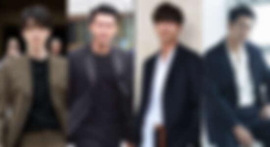 玄彬、孔劉、趙寅成、李棟旭 全都超過37歲還未婚?!這些韓流男神正是越老越帥的最佳典範!