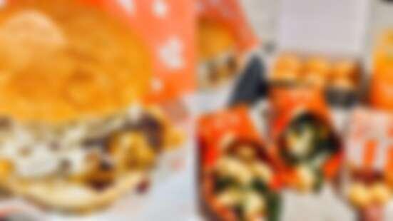 炸物控最愛!繼光香香雞推香香雞漢堡、百頁豆腐、蘿蔔糕,還有超罪惡煉乳小饅頭、地瓜球