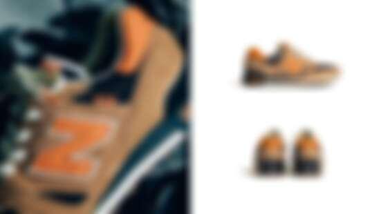 開賣日期、售價都出來了!New Balance攜手Levi's打造重磅聯名鞋款NB1300將抵台