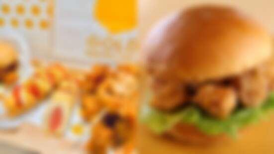 炸雞控注意!金葉名氣餅推炸雞漢堡、日式炸雞串3款炸物新登場,每一口都超療癒