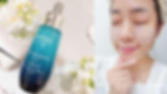 碧兒泉小藍藍「奇蹟特嫩精華」,堪稱毛孔、暗沉、乾紋橡皮擦,用完皮膚嫩嫩的好好摸喔~~~~