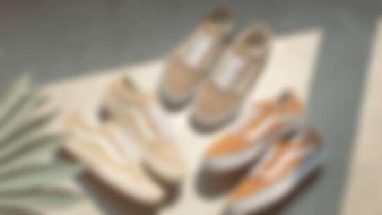瘋搶鞋款再度開賣!VANS OLD SKOOL推出3款溫潤奶茶色,溫柔奶霜、榛果奶茶、煙燻奶茶仙氣十足